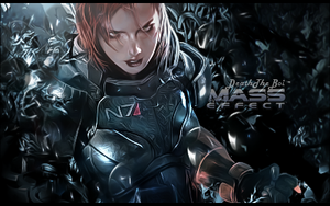 Mass Effect by BoiUchiha