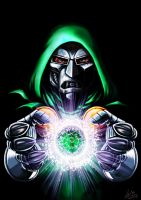 Dr Doom by MrWills