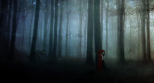 Red-Riding-Hood by Behana