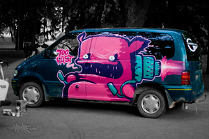 TOO FAST! by KIWIE-FAT-MONSTER