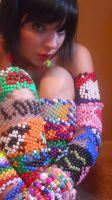 Neon Kandi by christylew7