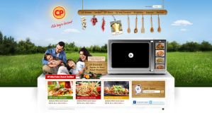 Cp Aile web design by accelerator