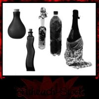 Special Bottle Brushes by Fitheach-Stock