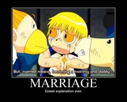 Zatch Bell - Marriage by SchaefDogg