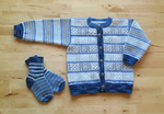 Cardigan for Boy by ToveAnita