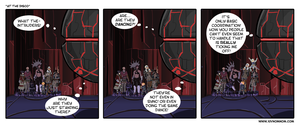 FFXIV Comic: At the Disco by bchart