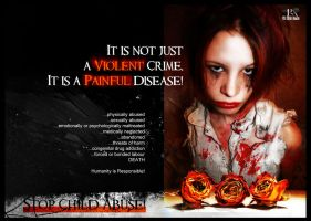 VS Child Abuse by PSYXXARTS