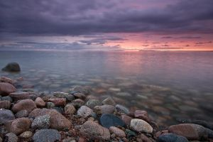 Sunrise on St Anns Bay by EvaMcDermott