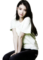 IU ( Lee Ji Eun ) _ Render _ PNG #41 by mhSasa