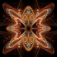 Symmetrical Chaos by mario837