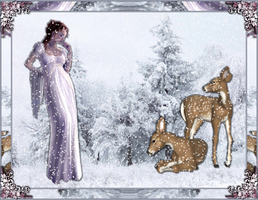 PU Beauties in the snow tag by Sunnemo1