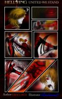 Hellsing-United We Stand Chap 2 Fight Scene P2 by icediamond7