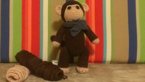 Monkey...still need to name him... by jelc85