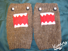 Knitting: Domo by Kumama