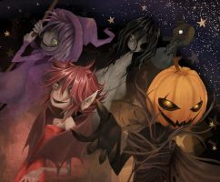 Trick or treat. by Meammy
