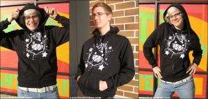 More Bunny Bomb Hoodies by celesse