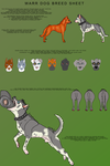 Warr Dog Breed Sheet 1 by lighteningfox