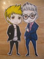 GD and TOP by cloudPOP