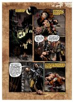 Mordheim - City of the Damned Comic, pg 2 by BraveSirKevin