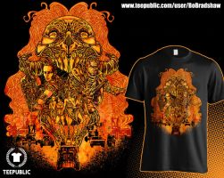 Mouth of Madness shirt by Steelpengu