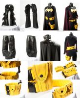 Stephanie Brown Batgirl Costume by gstqfashions