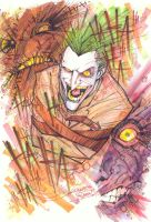 marker : Arkham Riot by KidNotorious