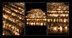 Candles by Creepling