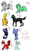 Assorted Adopts - 1 Point Each! :1 OPEN: by Nat-Adopts