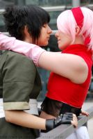 SasuSaku - I can't let you go by Wings-chan