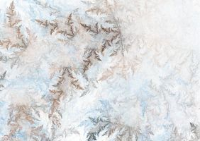 Iced Foliage by PaulineMoss