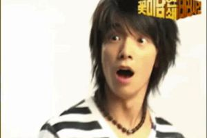 Donghae gif by raining-pocky88