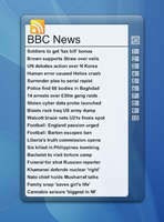 RSS Reader by J-5