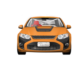 FPV Falcon GT-P by NotoAyako