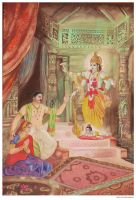 birth of lord krishna by corpora