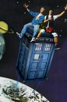 Bill and Ted's Whovian Adventure by Brandtk