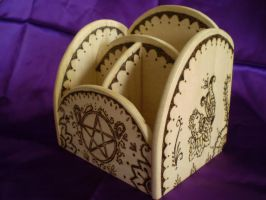 Misc. Holder Angular view by Ravens-nest-witchery