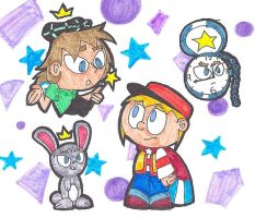 Fairly Odd Stars by KD476