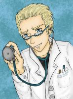Dr. Ludwig (APH) colored by patty110692