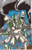 Jet Troopers by JoeyVazquez