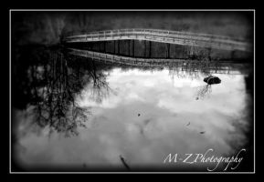 Bridge Over Water by StephenMPhotography