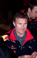 David Coulthard in belfast 01 by Siilver1984