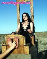 Gothic Soles Tickled 19 by jason9800player2