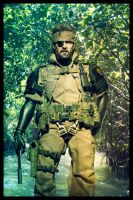 Metal gear solid snake eater by neorillaz