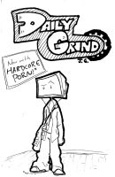 Daily Grind _cover by JGroeling