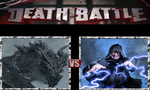 Alduin the World Eater vs. Emperor Palpatine by ScarecrowsMainFan
