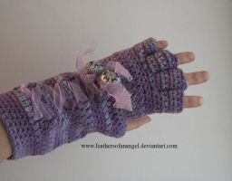 gloves for your lolita needs by SongThread