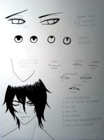 Male Face Tutorial by SamuraiLover13