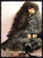 gothic lolita by Lelahel-Clothes