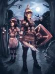 Sword and Sworcery: The Girl and the Scythian by Razputin93
