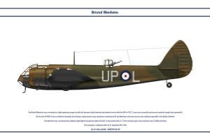 Blenheim GB 21 Sqn by WS-Clave